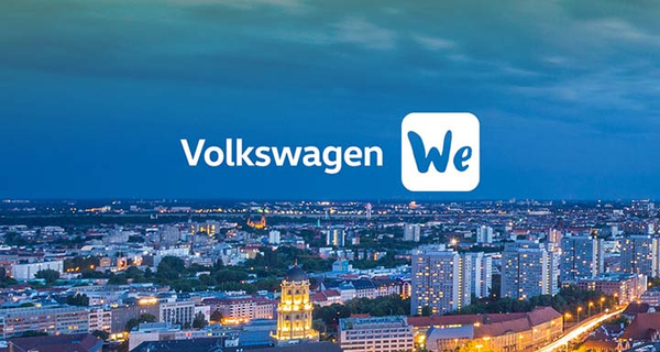 Volkswagen We - VW Terminbuchung
