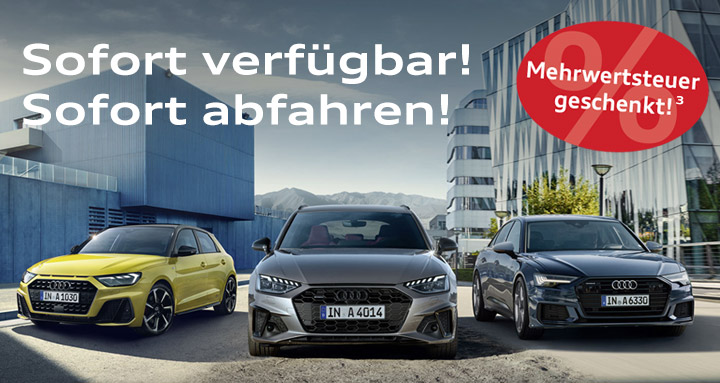 Audi Discovery Days - bis 31.03.2020