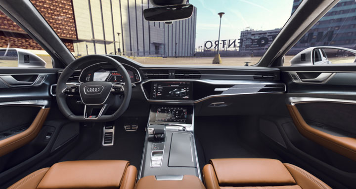 Audi RS 6 Avant Interieur