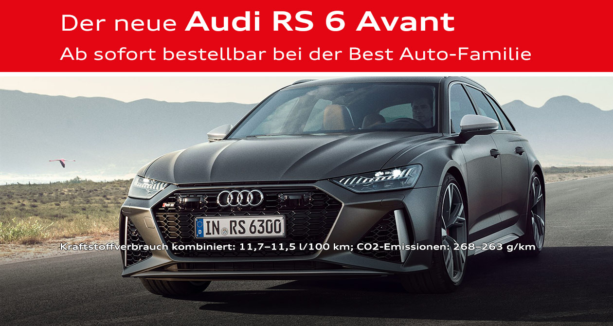Rs6 - Autohaus Best